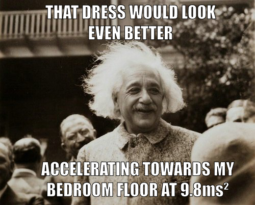 Einstein-Pick-up-Line